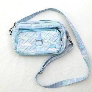 Lug Carousel crossbody belt bag